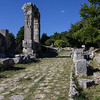The Via Flaminia, Carsulae
