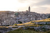Sunset in Matera