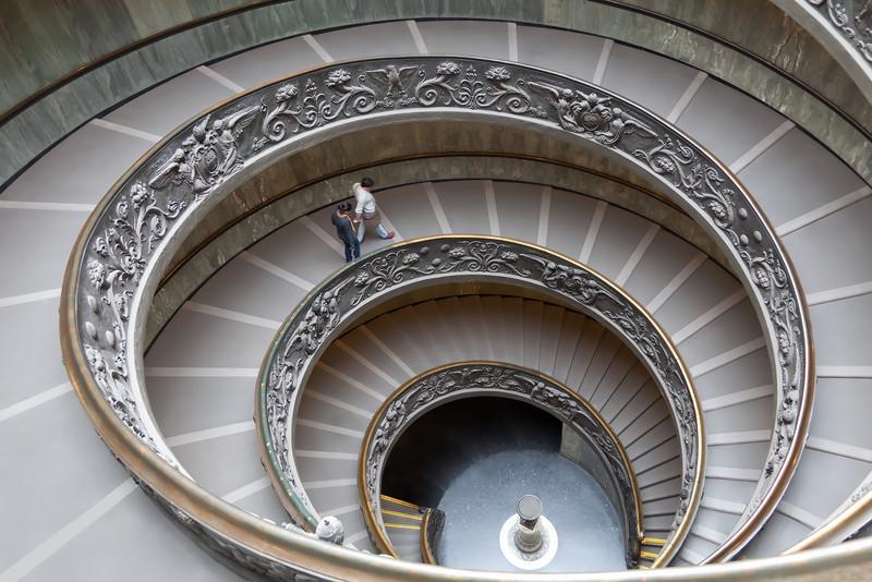 Vatican Museum, Rome, Italy