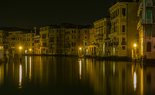 Venice - Grand Canal from Rialto