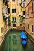 """Dead End"" Canal - Venice"