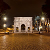 St. Constantine's Arch, Rome, Italy