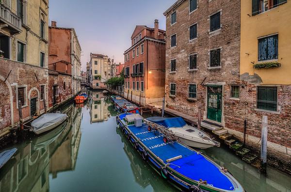 Venice - Rio de San Agostin