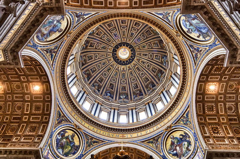 St. Peter's Basilica, Rome, Italy