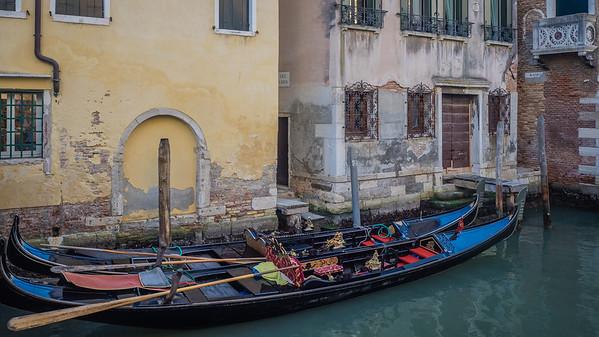 Venice - Rio Terra' dei Nomboli