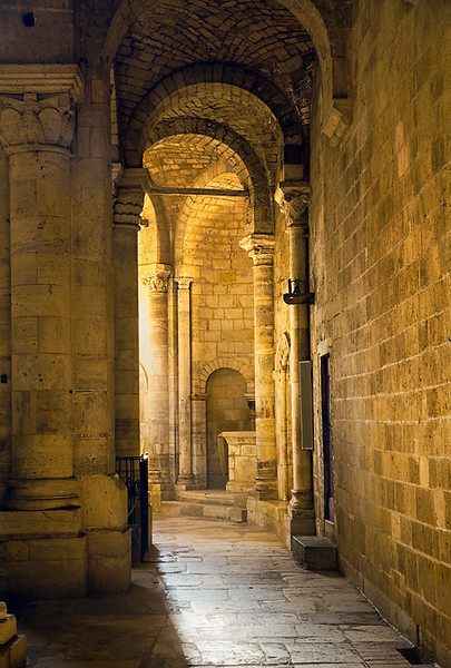 Sant' Antimo Abbey - Tuscany