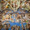 Sistene Chapel, Rome, Italy