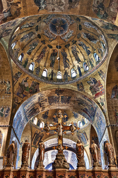 St. Mark's Cathedral, Venice, Italy