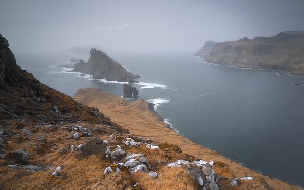 Dragonir, Faroe Islands