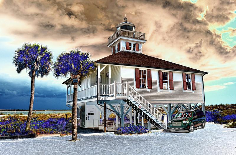 Boca Grande Lghthouse