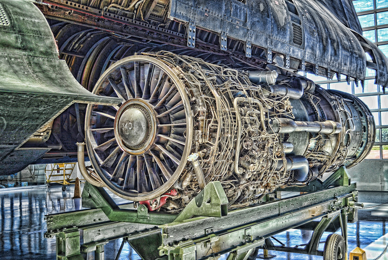 Jet Engine   8x12
