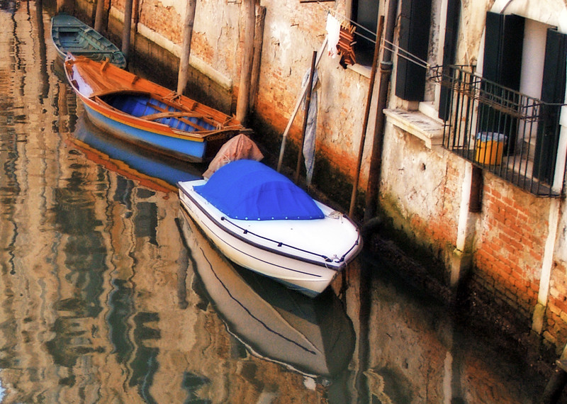 Boats of Venezia