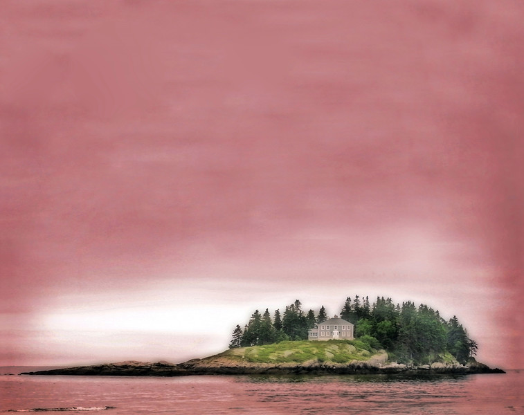 Fantasy Island 20x16 $295