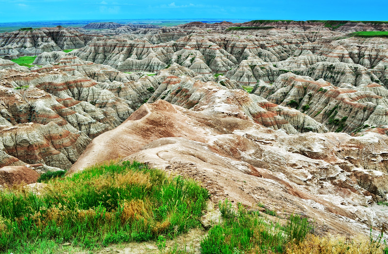 Badlands of South Dakota 6