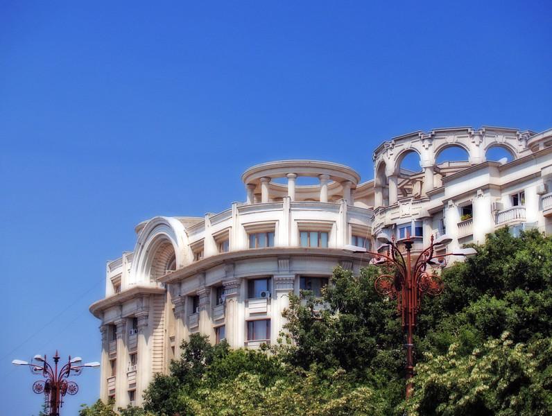 Architecture of Bucharest, Romania