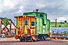 CABOOSE<br /> Honorable Mention North Port Art Center, North Port, Florida