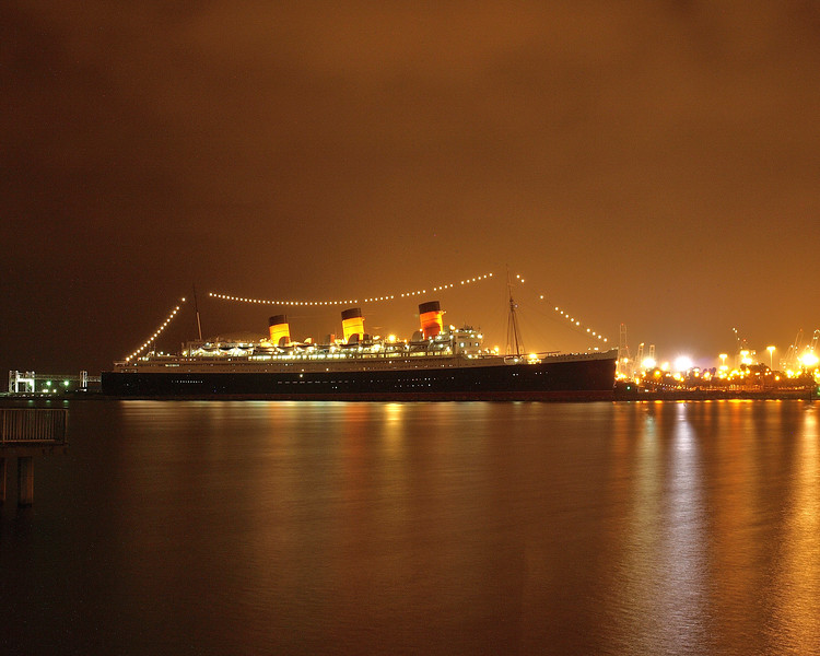 Queen Mary<br /> Long Beach, California