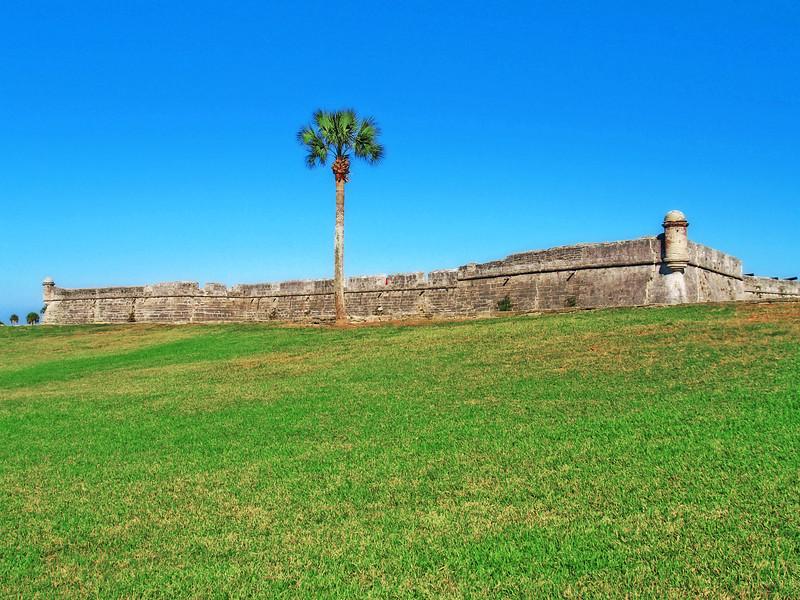 Fort San Marcos<br /> St. Augustine, Florida