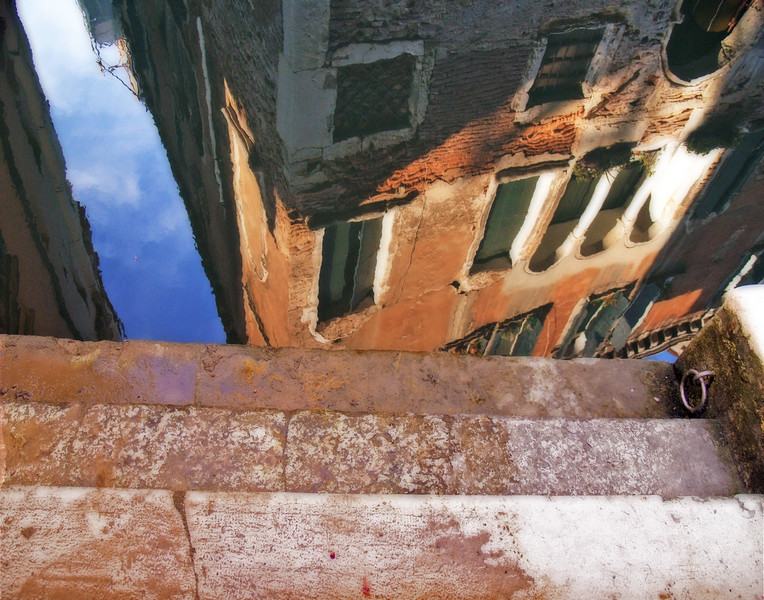 Reflections of Venice 16x20    $275
