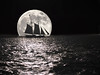 Moonlight Sail 16x20
