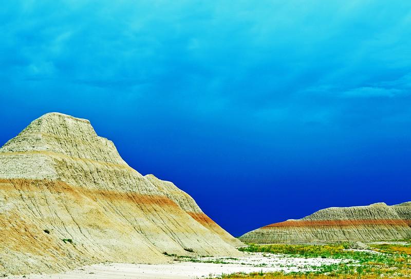 Badlands of South Dakota 1
