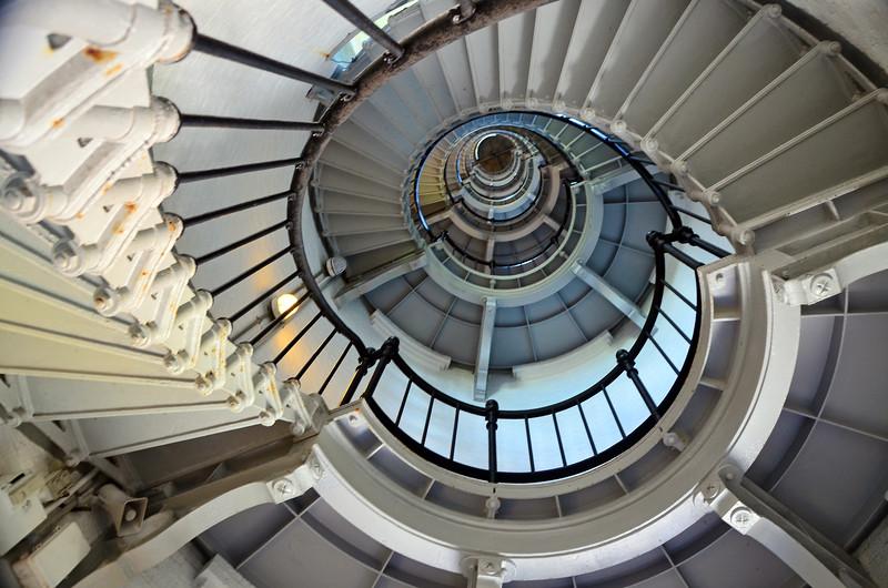Ponce de Leon Lighthouse Steps