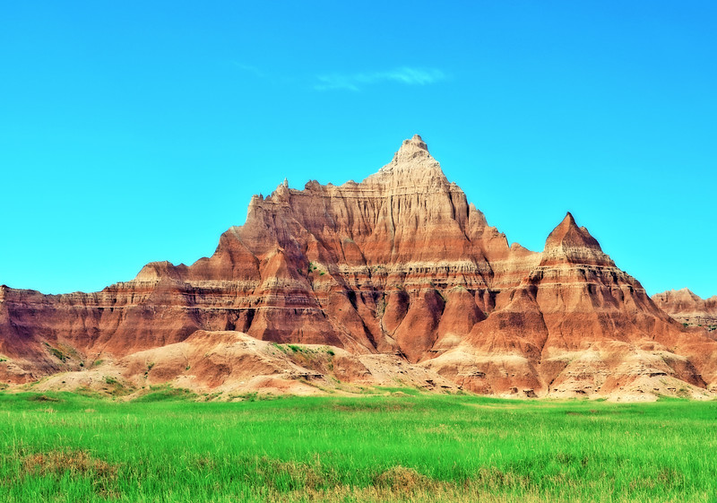 Badlands of South Dakota 8