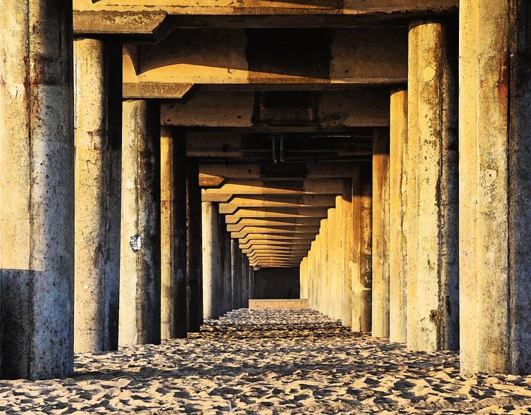 Pier East - Huntington Beach, CA