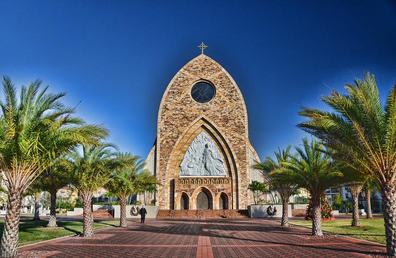 Ave Maria Oratory<br /> A Roman Catholic Church in Ave Maria, Florida