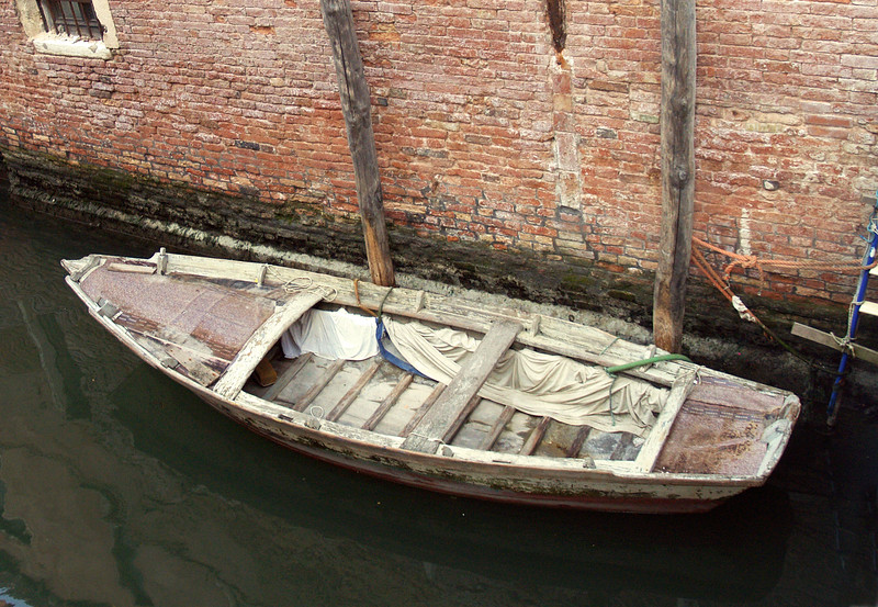 Canal Dinghy