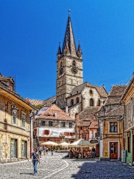 "<a href=""https://en.wikipedia.org/wiki/Sibiu"">https://en.wikipedia.org/wiki/Sibiu</a><br /> <a href=""https://en.m.wikipedia.org/wiki/Sibiu_Lutheran_Cathedral"">https://en.m.wikipedia.org/wiki/Sibiu_Lutheran_Cathedral</a>"