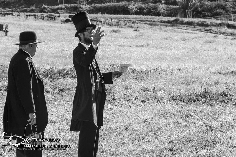 The Battle of Gettysberg Re-Enactment March 7th-8th 2015