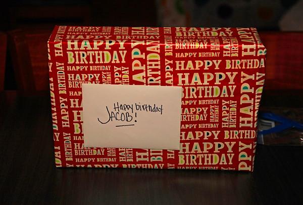 Jacob's Birthday 2017