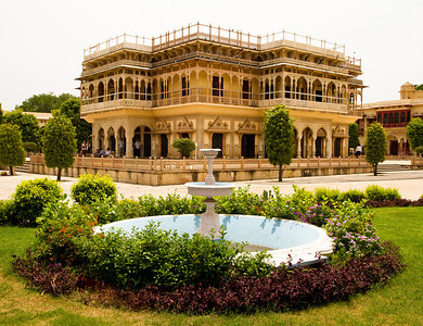 Jaipur city palace.