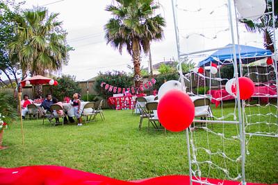 Jakara Grad Party