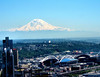 Mt. Rainier, Seattle, WA