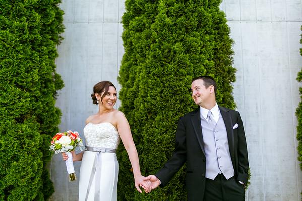 Janelle+Jon Wedding