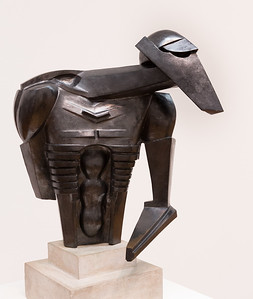 Rock Drill - Jacob Epstein