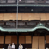 Hanging around Dogo Onsen in Matsuyama, one of the oldest onsens in all of Japan.