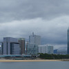 View of Fukuoka shoreline