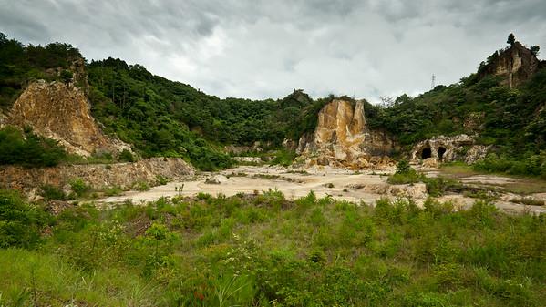 Izumiyama Quarry, Arita