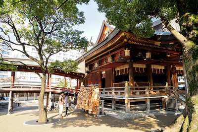 湯島天満宮神社