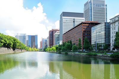 日比谷通り [Hibiya-dori]. Tokyo