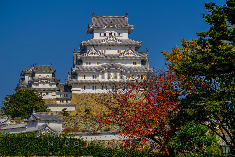 Himeji Castle, World Heritage Site