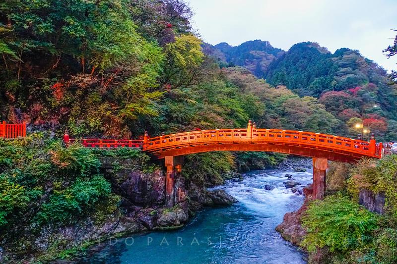 Shinkyo Bridge - Takayama