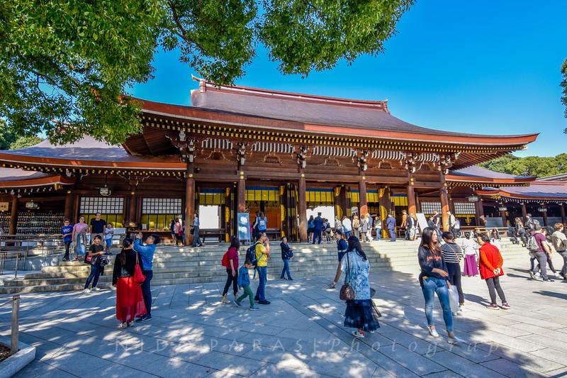 Meiji Shrine - Tokyo  World Heritage Site