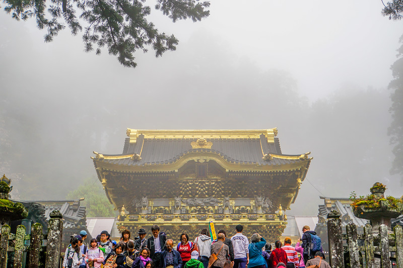 Tokugawa Shrine - Nikko - World Heritage Site
