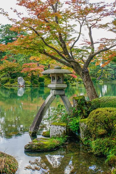 Kenrokuen, Kanazawa - World Heritage Site