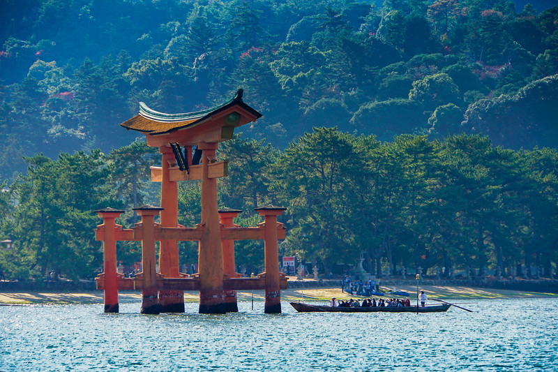 Miyajima, World Heritage Site