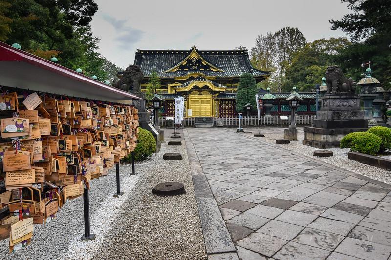 Toshogu Shrine - Ueno Park - Tokyo